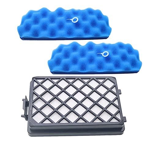 ZRNG Filtros de Polvo HEPA H13 DJ97-01670B Kit Fit para Samsung Assy Outlet Filter Fit para Samsung SC8810 SC8813 Series Accesorios de aspiradora La instalación es Simple y fácil de Usar.