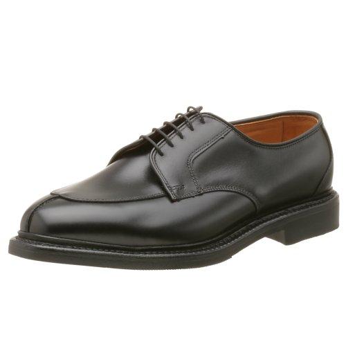 Allen Edmonds Men's Ashton Split Toe Oxford,Black,11.5 E