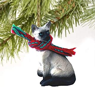 Best siamese cat christmas decorations Reviews