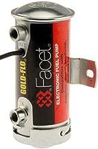 Facet 40002N, Facet Cylindrical 12v Fuel Pump, 1/8 NPT, 2.75-4 psi