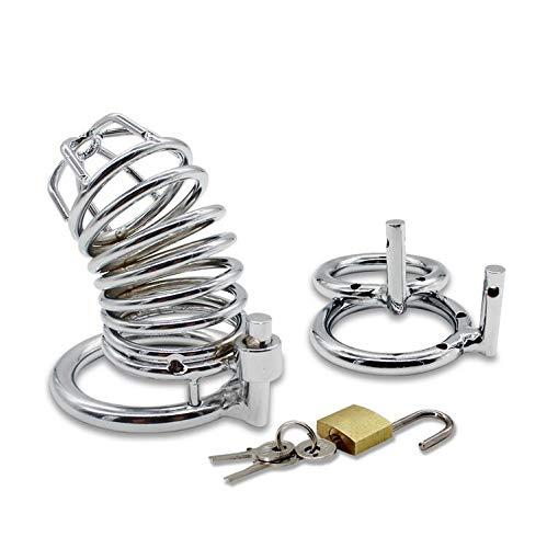SFYUPI Cintura da Allenamento da Allenamento da Uomo, Realizzata in Metallo di Alta qualità con Anelli a Tre Dimensioni