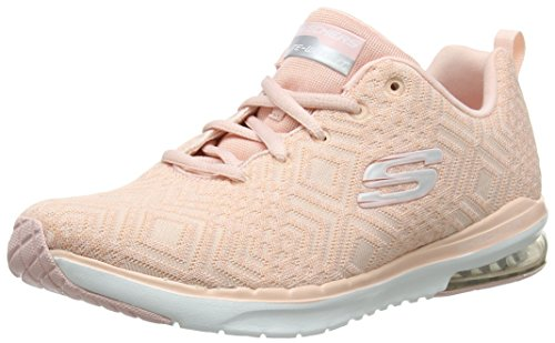 Skechers Damen Skech-air Infinity-All Aglow Sneaker, Pink (Light Pink Ltpk), 38 EU