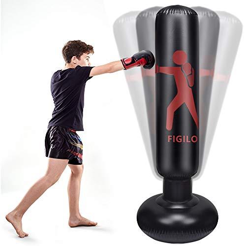 Professional 1.2m Heavy Boxing Speed Fight Training Kicking Workout Punching Bag