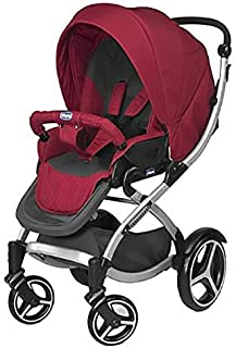 Chicco Artic Complete Baby Stroller - CH79375-11, Maroon (Red)