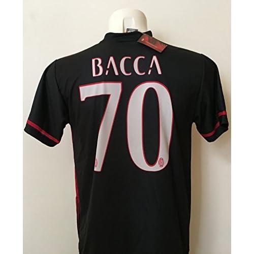 Maglia Bacca Milan Replica Ufficiale 2016-17 Bambino Anni 12 10 8 6 4 2 Home Carlos (6 Anni)