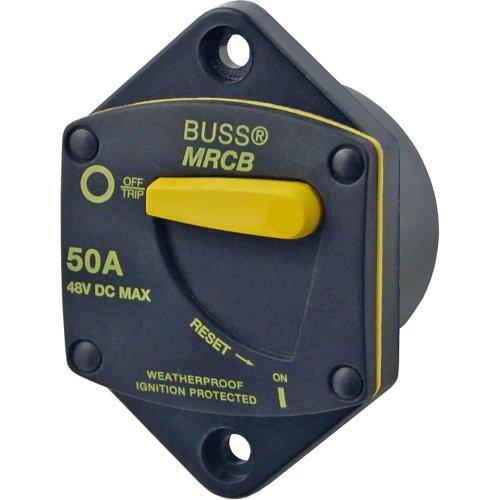 1 - Blue Sea 7035 187 - Series Thermal Circuit Breaker - 25Amp