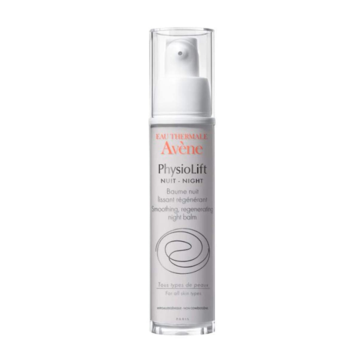飛び込むタフ刺しますAvene Physiolift Smoothing Regenerating Night Balm 30ml [並行輸入品]