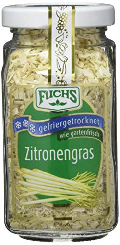 Fuchs Zitronengras gefriergetrocknet (1 x 12 g)