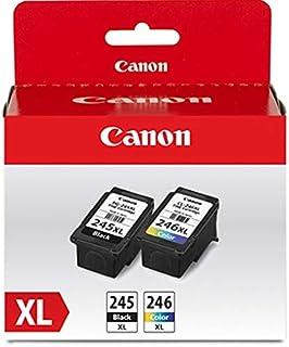 Canon PG-245XL/CL-246XL Original Black & Colour Ink Cartridges, Combo
