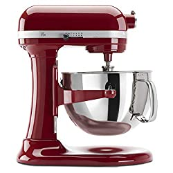 Kitchenaid stand mixer for making homemade applesauce