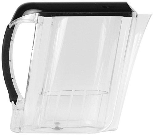 Aquasana Clean Water Machine Extra Pitcher, 1/2 Gallon, Black