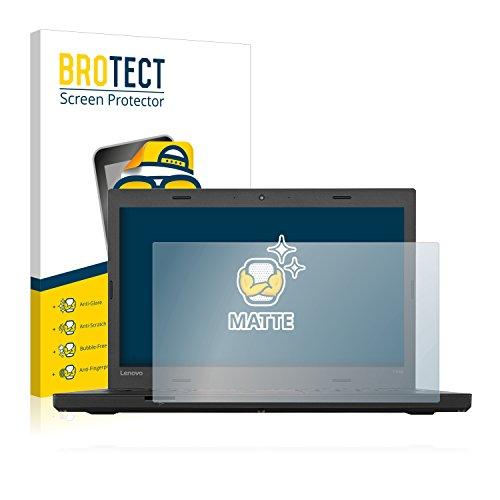 BROTECT Entspiegelungs-Schutzfolie kompatibel mit Lenovo ThinkPad T460p UltraBook Bildschirmschutz-Folie Matt, Anti-Reflex, Anti-Fingerprint