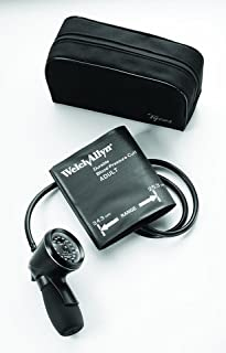 Welch Allyn 5098-27 سنج و FlexiPort یک قطعه دکمه کاف و نایلون زیپ ، بزرگسالان