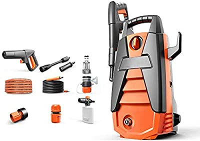 High Power Electric Pressure Washer, Electric Washer, Yard Cleaner With Hose Reel And Spray Gun dljyy by dljxx