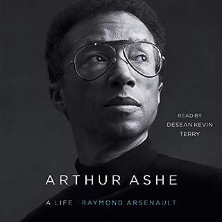 Arthur Ashe cover art