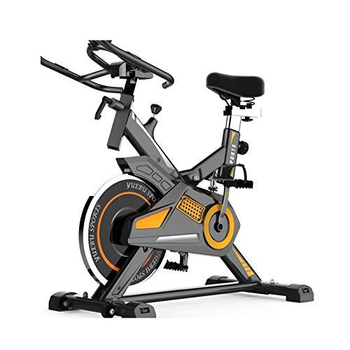 DJDLLZY Bicicletas de ejercicio magnéticas bicicletas de ejercicio estacionarias correa de conducción interior bicicleta de ciclismo
