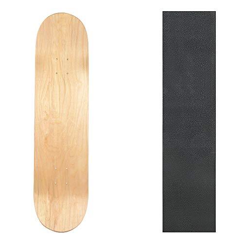 LOSENKA Maple Skateboard Decks Double Tail Skateboard Light Decks Free