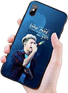 Inspired by louis tomlinson Phone Case Compatible With Iphone 7 XR 6s Plus 6 X 8 9 Cases XS Max Clear Iphones Cases High Quality TPU - Of Us Crewneck - Jacket Pin- Back To You - 33028399329