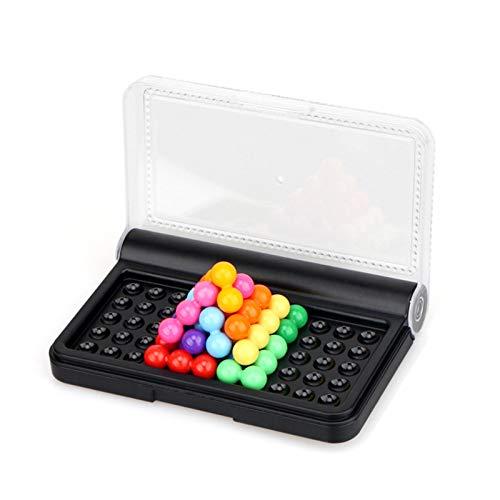 Iq Puzzler Pro, Miscelanea, Brain Twisting 3D Puzzle Game Rompecabezas para niños, adolescentes, adultos