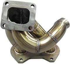 CXRacing Turbo Manifold for Mazda 1st Gen FA/FB RX-7 13B RX7 2.25