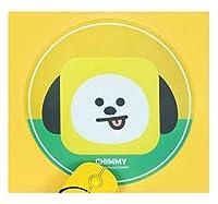 [公式] BT21 マウスパッド PVC mouse pad キャラクター かわいい パソコン TATA RJ CHIMMY COOKY SHOOKY MANG KOYA BTS 防弾少年団 (CHIMMY)