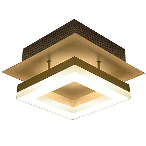 HIZLJJ Haustür-Leuchten Home Leuchten Aisle-Leuchten Flurbeleuchtung Led Deckenleuchten kreative Persönlichkeit Einfache Moderne Kleine Lichter