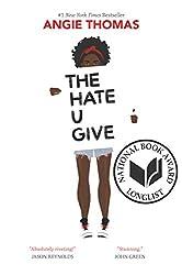 black ya novels - the hate u give