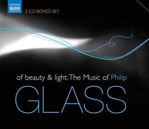 フィリップ・グラスBOX - The Music Of Phillip Glass : of beauty and Light[3枚組]
