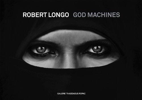 Robert Longo: God Machines: Charcoal Drawings / dessins au fusain
