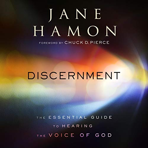 Discernment cover art