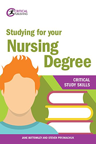 41A2WeSsjgL - Studying for your Nursing Degree (Critical Study Skills)