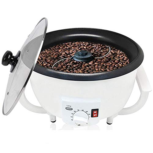 Coffee Bean Roaster, Coffee Roaster Machine for Home Use Nut Peanut Cashew Chestnuts Roasting Machine 110V