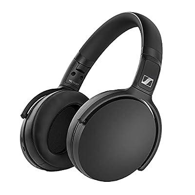 Sennheiser HD 350BT Wireless foldable Headphones, Black by Sennheiser