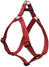 Lupine Step In Harness 12-18, Red, 1/2 inch