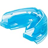 Authentic Sports Shop Double Braces Youth Blue Strapless Mouthguard