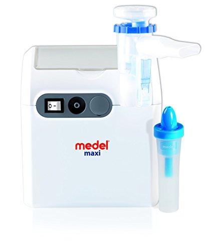 Medel 92463. Maxi System für aerosolterapia und Dusche Nase mit Innovatives System Eingebauter Schalldämpfer