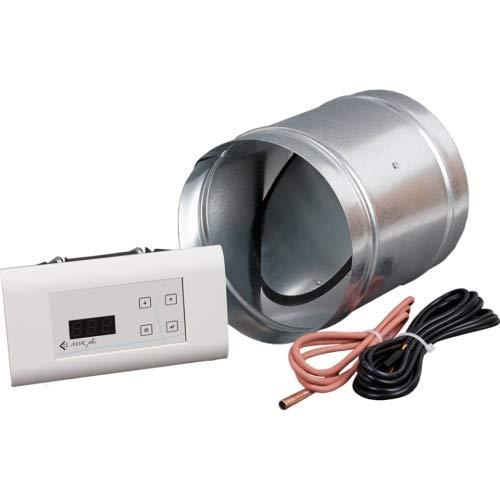 Kratki Elektronische Verbrennungs-Zuluft Regelung MSK DN125 mm