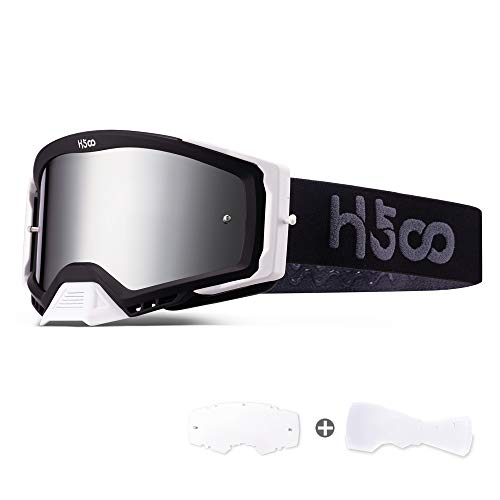 Motocross Goggles Anti-fog Dustproof Motorcycle Clear Goggles MTB ATV Mountain...