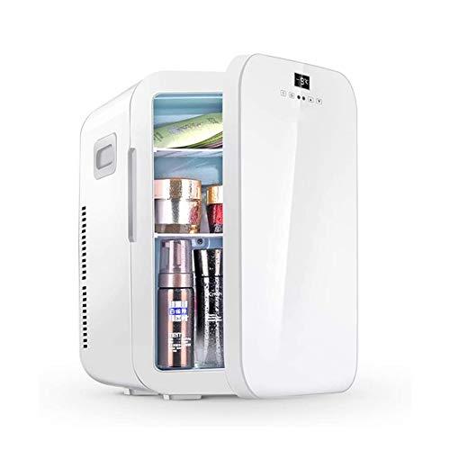 Layla Beauty Store Mini refrigerador de frío de Transporte portátil frigorífico congelador...