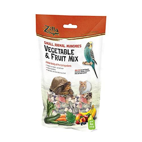 Turtle Food Vegetables