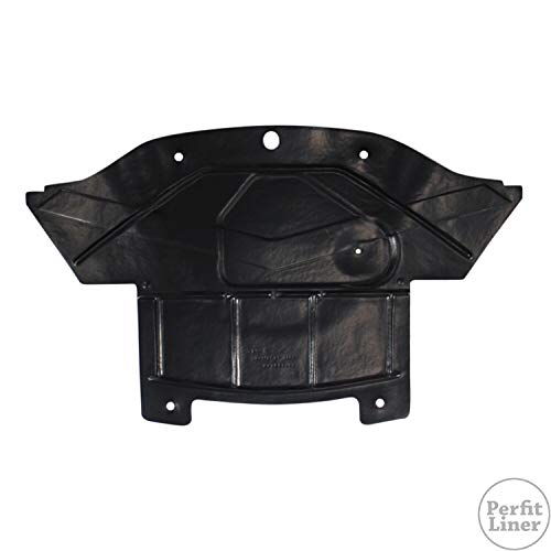 Perfit Liner New Replacement Parts Front Lower Engine Cover 06-14 Compatible With DODGE Charger 05-08 Magnum 08-14 Challenger 05-10 Compatible With CHRYSLER 300 Fits CH1228103 4806074AI