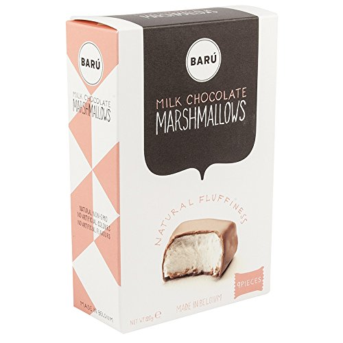 BARU Marshmallows in Milchschokolade 120 g