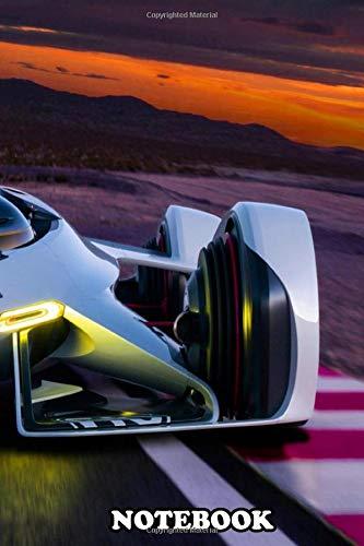 Notebook: Gran Turismo Racing Video Game , Journal...