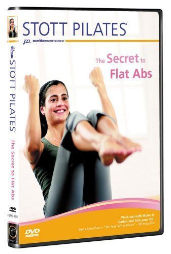 Stott Pilates: The Secret To Flat Abs [DVD] [Reino Unido]