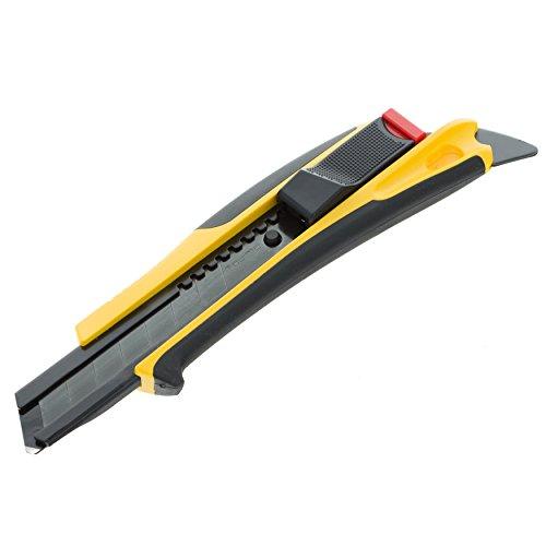 Tajima Quick Back Driver Cutter Automatischer Rückzug der Klinge, 1 Stück, TAJ-11593, Mehrfarbig, 18 mm