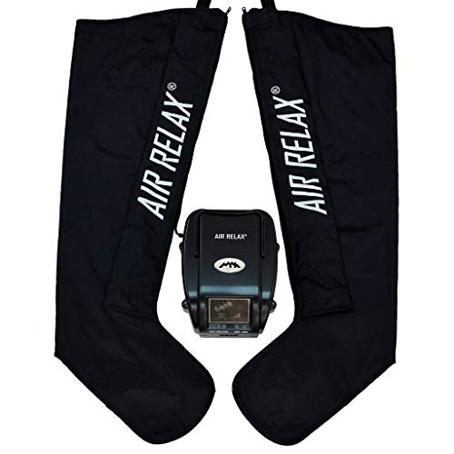 AIR RELAX Recovery Compression System. Recovery Boots. Professional Massage Therapy