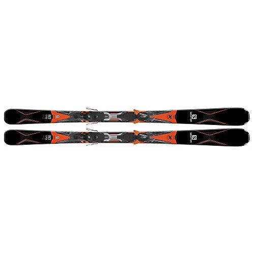 Herren Ski Set Salomon X-Drive 8.0 Ti 177 + Xt12 2017