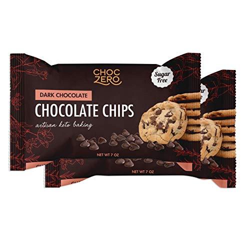 Keto Dark Chocolate Chips