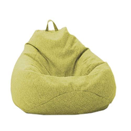 Amiiaz Asiento de Piso Sofá Perezoso Multifuncional Respaldo de Silla Cómodo Sillón reclinable Extraíble y Lavable Sofá de Piso- D