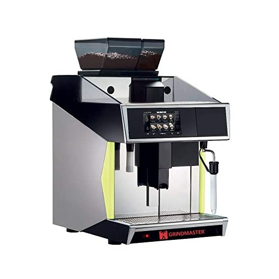 Grindmaster-Cecilware TST Super Automatic Dual Brewer Espresso Machine, Two Step, One Group, 240 Cup Capacity Per Hour 1